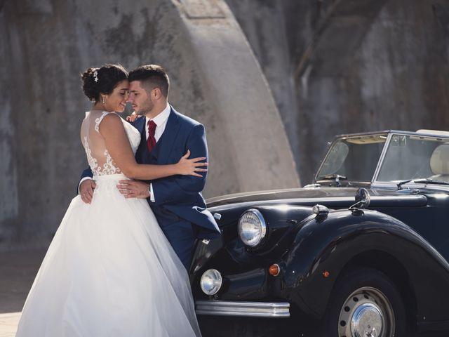 La boda de Manuel y Monica en Alhaurin El Grande, Málaga 52