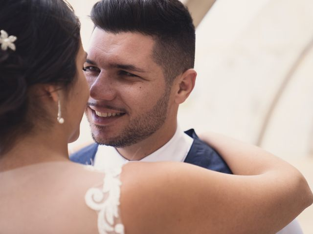 La boda de Manuel y Monica en Alhaurin El Grande, Málaga 55