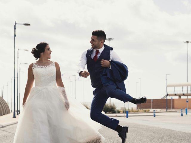 La boda de Manuel y Monica en Alhaurin El Grande, Málaga 56