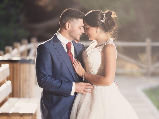 La boda de Manuel y Monica en Alhaurin El Grande, Málaga 57