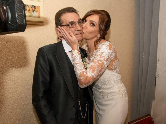 La boda de Noelia y Alberto en Ugena, Toledo 8
