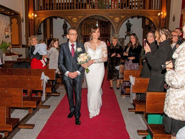 La boda de Noelia y Alberto en Ugena, Toledo 16