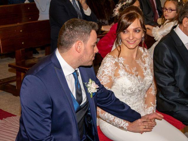 La boda de Noelia y Alberto en Ugena, Toledo 18