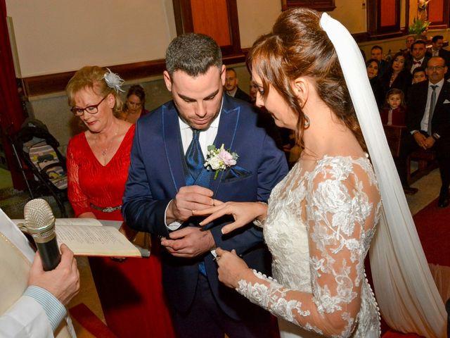La boda de Noelia y Alberto en Ugena, Toledo 20