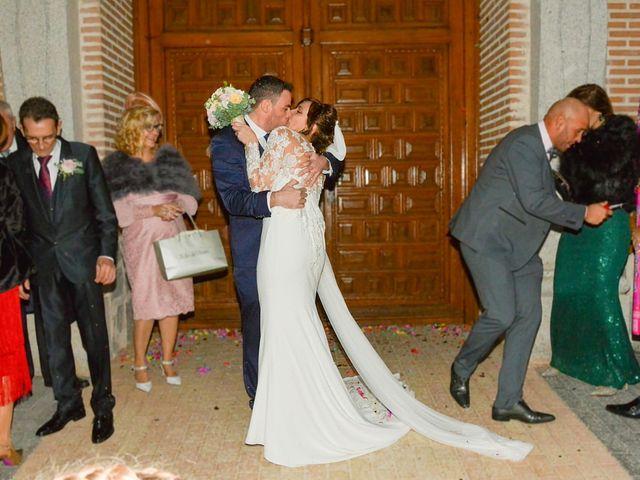 La boda de Noelia y Alberto en Ugena, Toledo 22