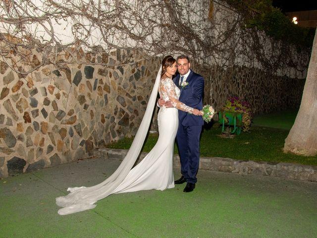 La boda de Noelia y Alberto en Ugena, Toledo 23