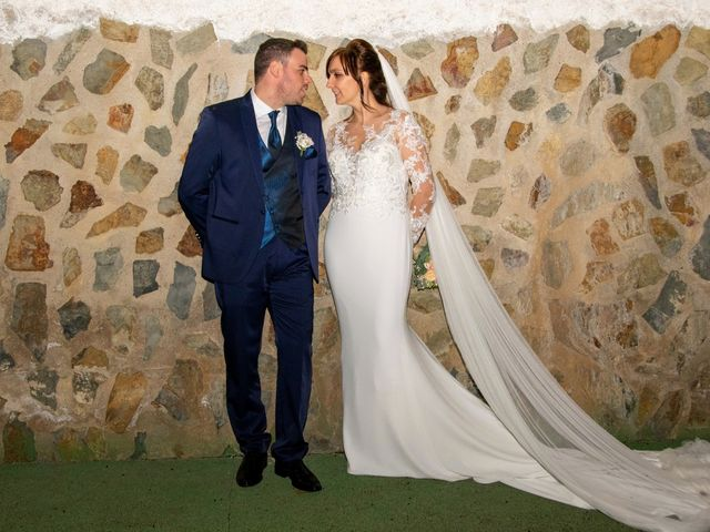 La boda de Noelia y Alberto en Ugena, Toledo 25
