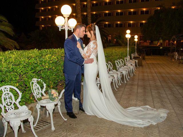La boda de Noelia y Alberto en Ugena, Toledo 27