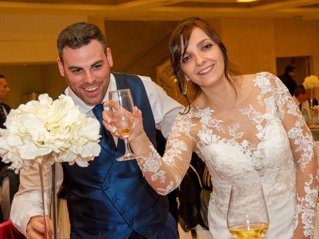 La boda de Noelia y Alberto en Ugena, Toledo 33