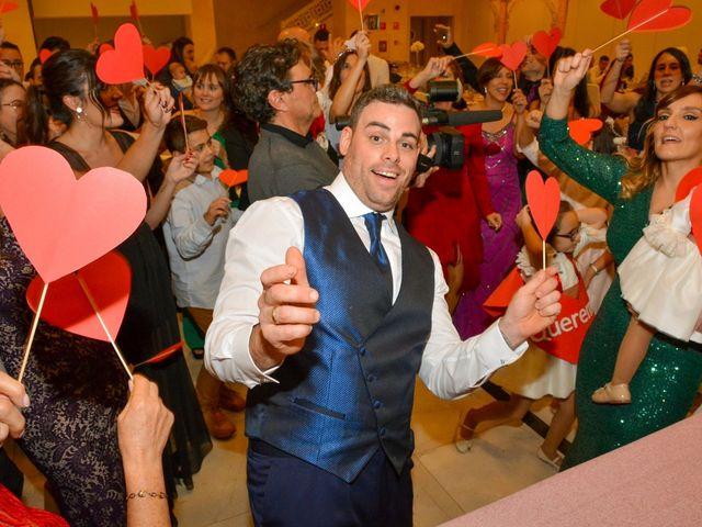 La boda de Noelia y Alberto en Ugena, Toledo 35