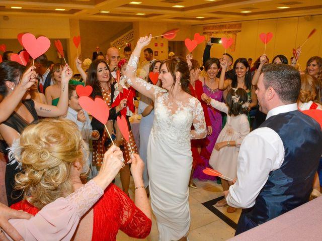 La boda de Noelia y Alberto en Ugena, Toledo 36