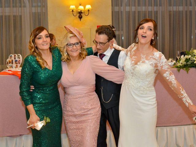 La boda de Noelia y Alberto en Ugena, Toledo 38
