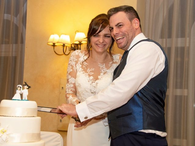 La boda de Noelia y Alberto en Ugena, Toledo 39