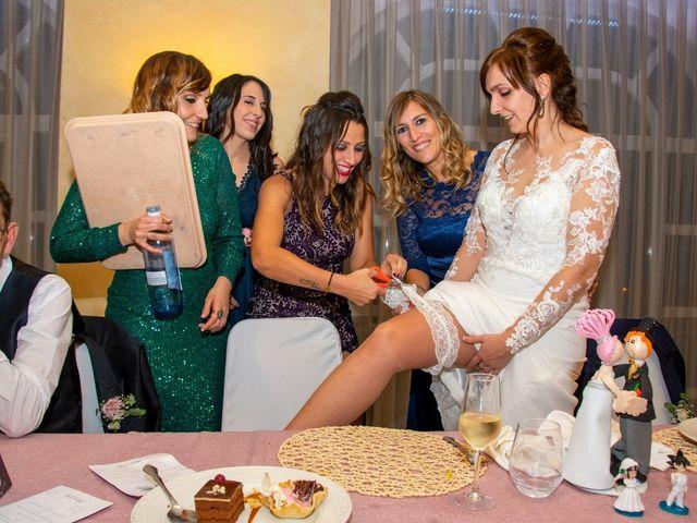 La boda de Noelia y Alberto en Ugena, Toledo 40