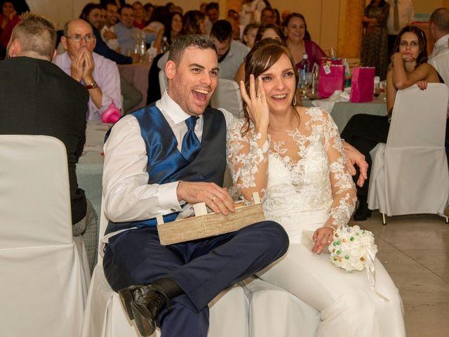 La boda de Noelia y Alberto en Ugena, Toledo 41