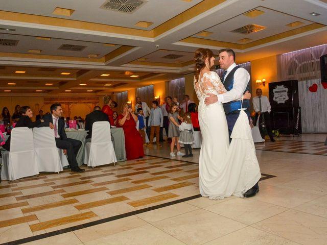 La boda de Noelia y Alberto en Ugena, Toledo 44