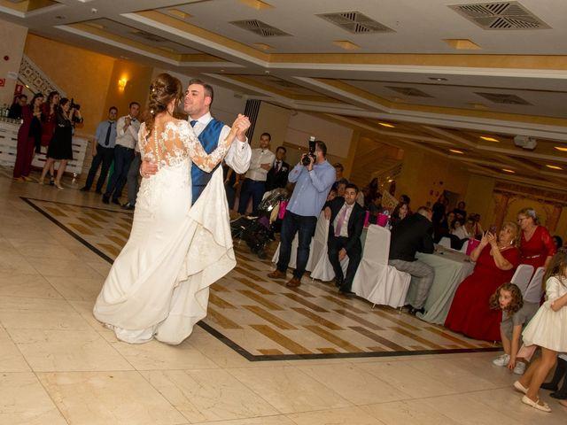 La boda de Noelia y Alberto en Ugena, Toledo 45