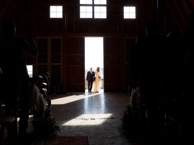 La boda de Jorge y Oiane en Santa Gadea Del Cid, Burgos 28