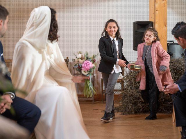 La boda de Jorge y Oiane en Santa Gadea Del Cid, Burgos 38