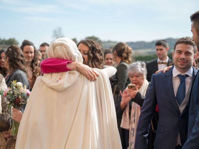 La boda de Jorge y Oiane en Santa Gadea Del Cid, Burgos 46
