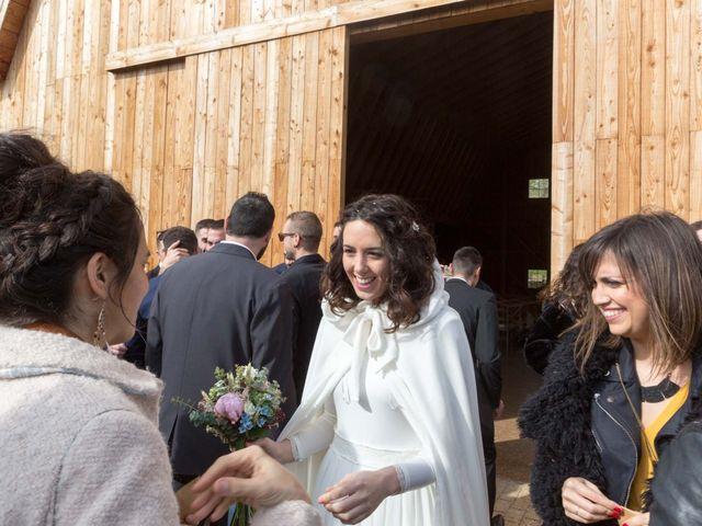La boda de Jorge y Oiane en Santa Gadea Del Cid, Burgos 47