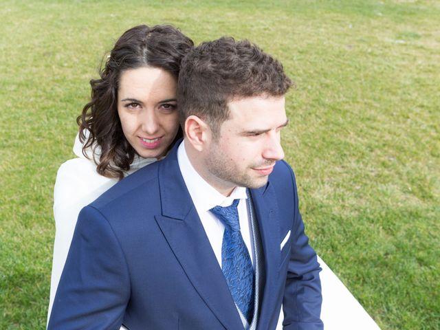 La boda de Jorge y Oiane en Santa Gadea Del Cid, Burgos 58