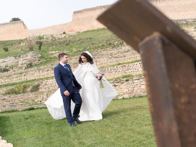La boda de Jorge y Oiane en Santa Gadea Del Cid, Burgos 59
