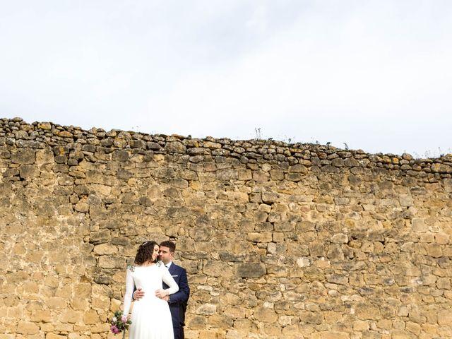 La boda de Jorge y Oiane en Santa Gadea Del Cid, Burgos 60