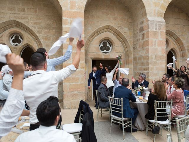 La boda de Jorge y Oiane en Santa Gadea Del Cid, Burgos 73