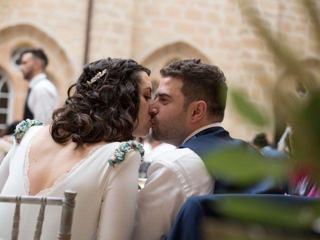 La boda de Jorge y Oiane en Santa Gadea Del Cid, Burgos 78