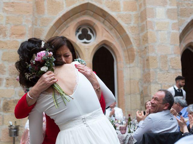 La boda de Jorge y Oiane en Santa Gadea Del Cid, Burgos 80