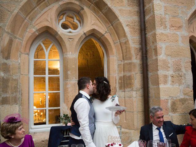 La boda de Jorge y Oiane en Santa Gadea Del Cid, Burgos 85