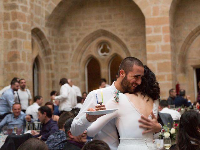 La boda de Jorge y Oiane en Santa Gadea Del Cid, Burgos 88