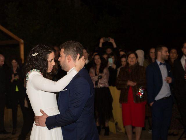 La boda de Jorge y Oiane en Santa Gadea Del Cid, Burgos 90