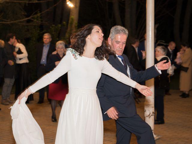 La boda de Jorge y Oiane en Santa Gadea Del Cid, Burgos 91