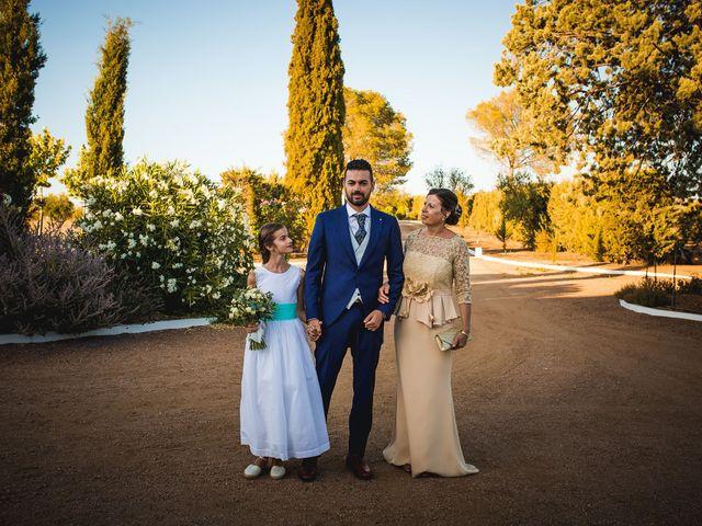La boda de Francisco y María en Corte De Peleas, Badajoz 3