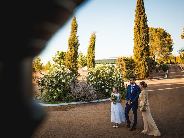 La boda de Francisco y María en Corte De Peleas, Badajoz 4