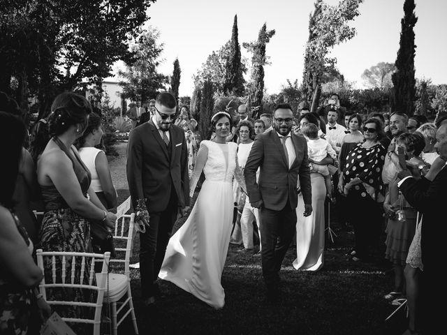 La boda de Francisco y María en Corte De Peleas, Badajoz 12