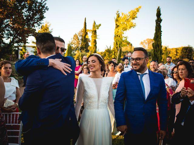La boda de Francisco y María en Corte De Peleas, Badajoz 13