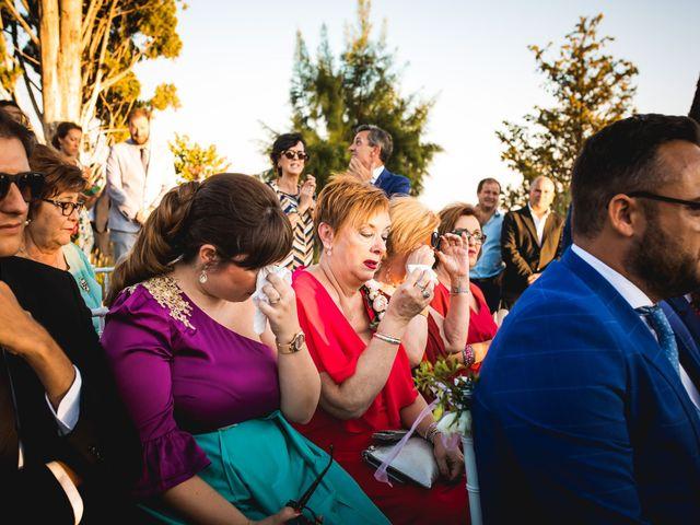 La boda de Francisco y María en Corte De Peleas, Badajoz 18