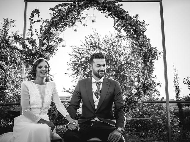 La boda de Francisco y María en Corte De Peleas, Badajoz 20
