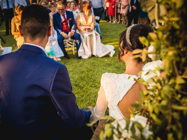 La boda de Francisco y María en Corte De Peleas, Badajoz 23