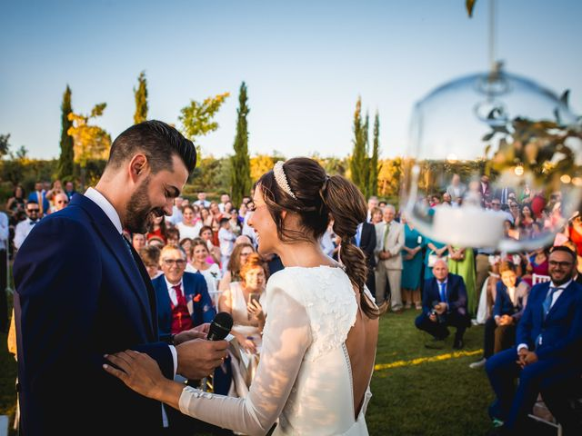 La boda de Francisco y María en Corte De Peleas, Badajoz 25