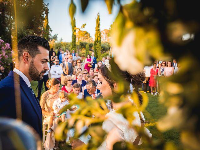 La boda de Francisco y María en Corte De Peleas, Badajoz 26