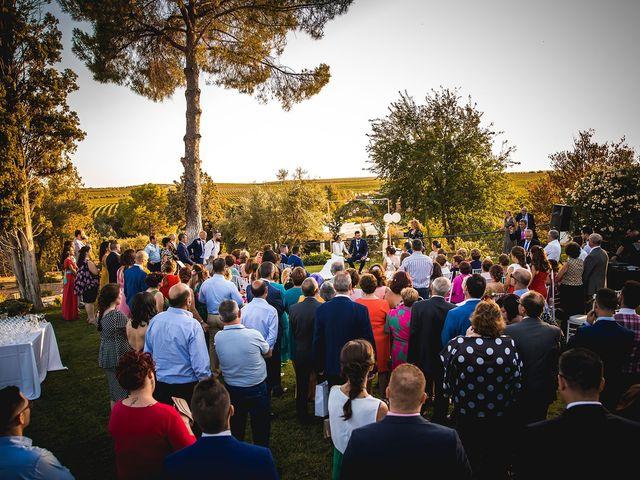 La boda de Francisco y María en Corte De Peleas, Badajoz 29