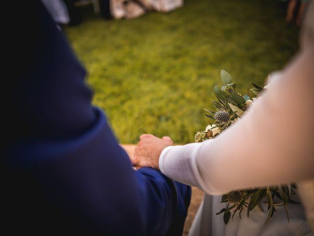 La boda de Francisco y María en Corte De Peleas, Badajoz 30