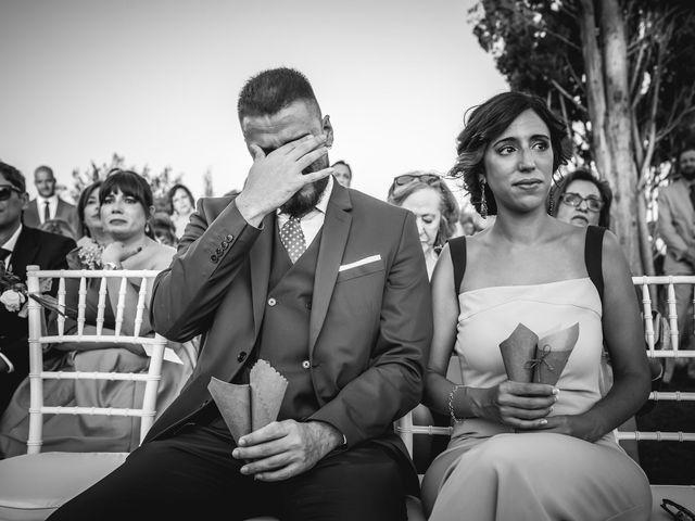 La boda de Francisco y María en Corte De Peleas, Badajoz 31