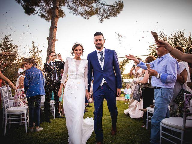 La boda de Francisco y María en Corte De Peleas, Badajoz 34