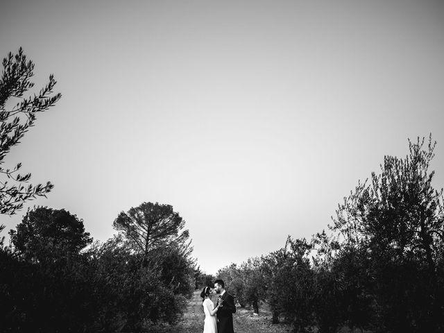 La boda de Francisco y María en Corte De Peleas, Badajoz 42