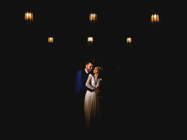 La boda de Francisco y María en Corte De Peleas, Badajoz 48